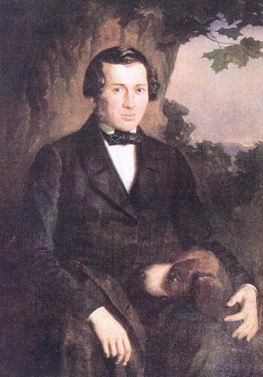 Евгений Павлович Гребенка