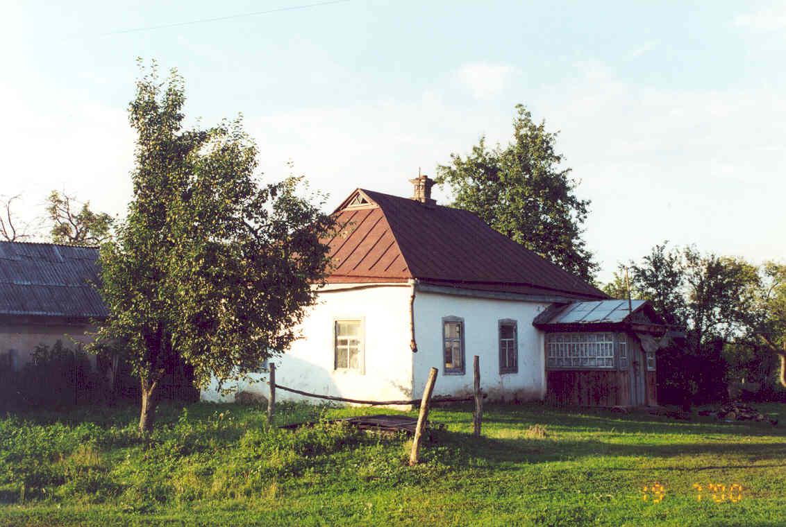 Дом в д.Марьяновка