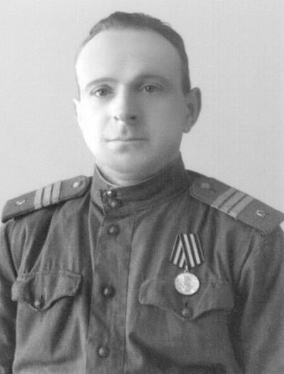 Степан Федорович Петриченко